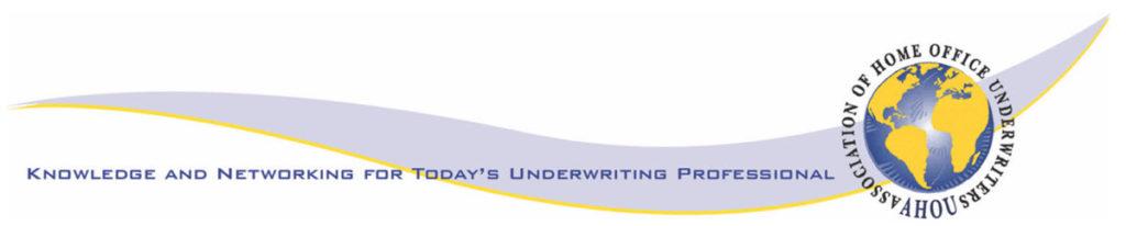 AHOU logo